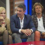 Emma, Alonso y Alejandro en la segunda gala de 'Gran Hermano VIP'