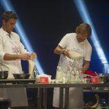 Alonso y Alejandro cocinan en la segunda gala de 'Gran Hermano VIP'