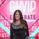 Ángela Portero en el primer debate de 'GH VIP 5'