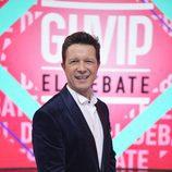 Antonio Sánchez Casado en el primer debate de 'GH VIP 5'