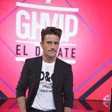 Pelayo Díaz en el primer debate de 'GH VIP 5'