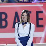 Sandra Barneda en el primer debate de 'GH VIP 5'