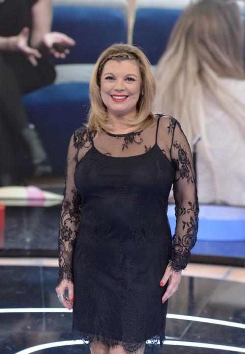 Terelu Campos en el primer debate de 'GH VIP 5'