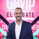 Víctor Sandoval en el primer debate de 'GH VIP 5'