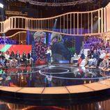 Primer debate de 'GH VIP 5' presentado por Sandra Barneda