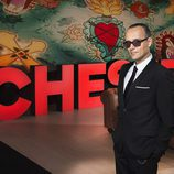 'Chester in Love' con su presentador Risto Mejide