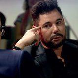 El cantante Miguel Poveda en el primer programa de 'Chester in Love'