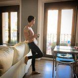 César Toral, Escaleto en 'Sálvame', se desnuda en Instagram