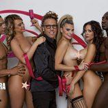 María Lapiedra, desnuda en la revista Primera Línea