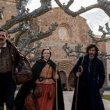 'El Ministerio del Tiempo' se traslada al Monasterio de Veruela en su tercera temporada
