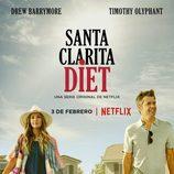 Poster de la serie 'Santa Clarita Diet'