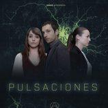 Ingrid Rubio, Pablo Derqui y Leonor Watling en un cartel de 'Pulsaciones'