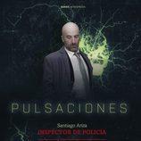 Antonio Gil en un cartel promocional de 'Pulsaciones'