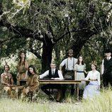 El elenco de 'The Son', la serie de AMC protagonizada por Pierce Brosnan
