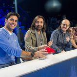 Fran Rivera, Antonio Carmona, Santiago Segura y Carlos Baute, invitados de 'El gran reto musical'