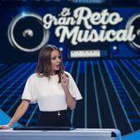 Eva González presenta 'El gran reto musical' en La 1