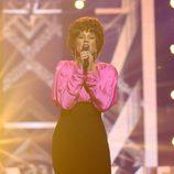 Lorena es Whitney Houston en la decimosegunda gala de 'Tu cara me suena'