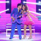 Blas Cantó y Roko son Prince y Beyonce en la decimosegunda gala de 'Tu cara me suena'