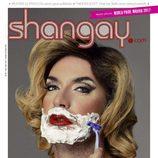 Portada de la revista Shangay protagonizada por Arturo Valls