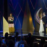 Aura Garrido elegida Mejor Actriz Protagonista de serie en los Premios Feroz 2017