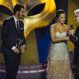 Hugo Silva y José Sacristán comparten galardón de Mejor Actor de Reparto de series en los Premios Feroz 2017
