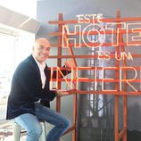 Kike Sarasola será el encardo de llevar las riendas de 'Este hotel es un infierno'