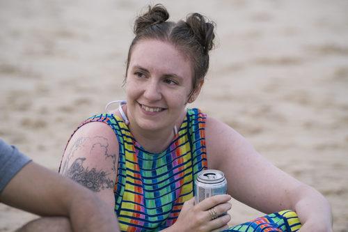 Hannah (Lena Dunham), en la sexta temporada de 'Girls'