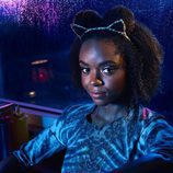 Ashleigh Murray es Josie McCoy en 'Riverdale'