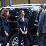 Los protagonistas de 'Ransom', en plena negociación