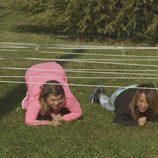 María Patiño y Terelu se lanzan al barro en 'Las Campos'