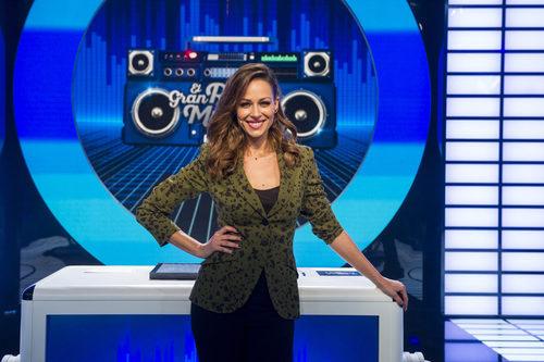 Eva González presenta el segundo programa de 'El gran reto musical'
