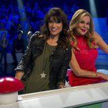 Sonia Ferrer y Ana Obregón en 'El gran reto musical'
