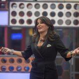 Aída Nízar emocionada tras pisar de nuevo Guadalix como concursante de 'GH VIP 5'