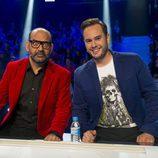 José Corbacho y Jorge Blass en 'El gran reto musical'