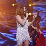 Lorena Gómez interpreta a Pastora Soler en la decimotercera gala de 'Tu cara me suena'