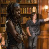 Michonne, en la segunda parte de la T7 de 'The Walking Dead'