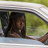 Michonne sale de Hilltop en la segunda parte de la T7 de 'The Walking Dead'
