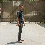 Rick Grimes aparecerá en Alexandría en la segunda parte de la T7 de 'The Walking Dead'