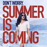Priyanka Chopra en una campaña promocional de