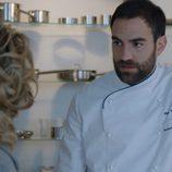 Jon Plazaola en la tercera temporada de 'Allí abajo'