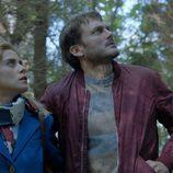 María León y Salva Reina en la tercera temporada de 'Allí abajo'