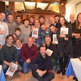 Los actores de 'El súper' se reúnen con los fans de la serie