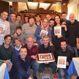 Los 20 años del estreno de 'El súper' reunió a los fans y a los actores de la serie