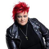Maika Barbero, en las fotos promocionales de 'Objetivo Eurovisión'
