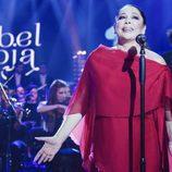 Isabel Pantoja cantando en 'El Hormiguero'