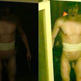 Robert Sheehan ('Misfits'), al desnudo en 'Fortitude'