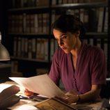 Macarena García en la tercera temporada de 'El Ministerio del Tiempo'