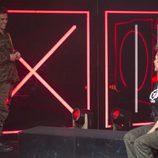Alonso Caparrós se despide de Irma Soriano en la sexta gala de 'GH VIP 5'