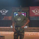 Kiko Matamoros, en la prueba militar de la sexta gala de 'GH VIP 5'