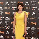María Botto en los Premios Goya 2017